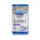 DUREX Invisible Extra Lubricated 10ks CZ distribuce