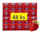 Durex Strawberry 48ks