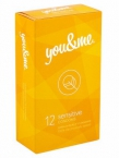 You&Me sensitive condoms 12ks