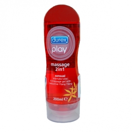Durex Massage 2 v 1 200ml Ylang